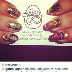 #nails #nailspiration #nailporn #nailswag #nailart #nails #nailsart #nailedit #nail #manicure #mani