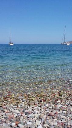 Tilos island, Greece. - Selected by www.oiamansion.com Jezera, Greece Islands, Greece Travel, Crete, West Coast, Beautiful Places, Scenery, Vacation, Explore