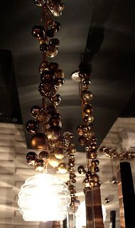 a. party style: christmas :: restaurant decorations