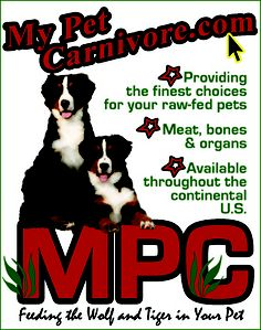 My Pet Carnivore - raw pet food supplier