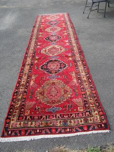 Aspiring Collectable Vegetable Dye Kashkuli Persian Oriental Handmade Wool Runner Rug 5x8 Rugs & Carpets