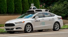 Self-Driving Uber  The worlds first Self-Driving Ubers