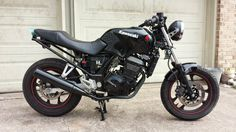 gpx 250 cafe racer - Google Search