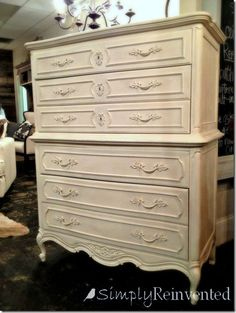 French Provincial Chest
