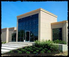 Landscaping begins at the Bridgewater Residences on the Lake Presentation Centre in #Burlington.