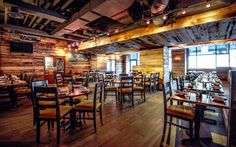 City Tap House Washington DC & Verizon Center Dining | Outside, Late Night, & Private Dining