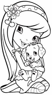 Strawberry Shortcake Coloring Page Frozen Coloring Pages, Disney Princess Coloring Pages, Disney Princess Colors, Cute Coloring Pages, Printable Coloring Pages, Adult Coloring Pages, Coloring Pages For Kids, Coloring Books, Coloring Pictures For Kids