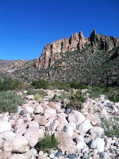 Superstition Hike, Arizona