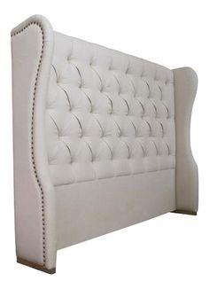 Headboards - Kingsley Headboard Linen Upholstered Headboard