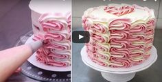 Buttercream Cake Decorating