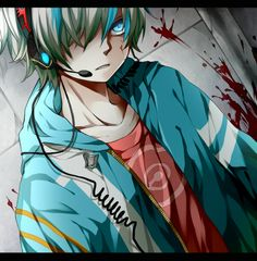 Dark Bloody anime boy Guro                                                                                                                                                                                 More