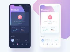 Property Developer Finder Mobile App
