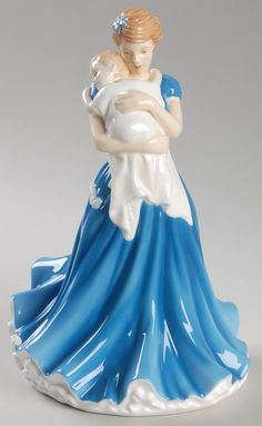 Image detail for -Royal Doulton Mother's Day Annual Figurine at Replacements, Ltd.