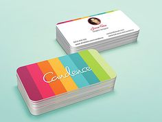 Candence Business Cards