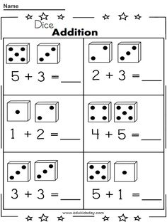 Free 1 Digit Additions Worksheets for Kindergaten kindergarten worksheets free math activities Basic Math Worksheets, Kindergarten Addition Worksheets, Printable Math Worksheets, Reading Worksheets, School Worksheets, Subtraction Kindergarten, Improve Reading Skills, Math Addition, Free Math