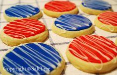 SaltTree: Delightful, Soft, Sugar Cookies