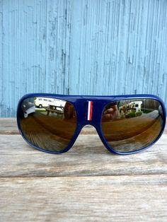 ea69f2bb33 Uvex mirrored 80s style ski sunglasses