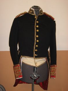Uniforme Militar s. XIX