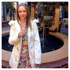 Author Celia Fitzgerald Author, Coat, Fashion, Moda, Fashion Styles, Peacoats, Coats, Fashion Illustrations, Fashion Models