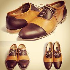 Brown and hhoney vagabond shoes by Goodbye folk