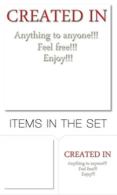 """""""My First Group"""" by silvijo ❤ liked on Polyvore featuring art"""