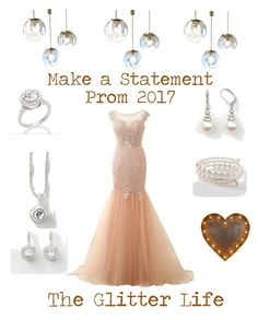 """Prom"" by christen-olnhausen-frenkel on Polyvore featuring Touchstone Crystal"
