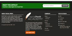 21 Blog Footer Examples That Mean Business