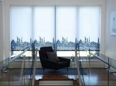 Изменяем интерьер с помощью фотожалюзи #blinds #rollershades #window #interior #спальня #шторы #жалюзи #декорокна #рулонныежалюзи #фотожалюзи