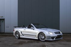 2007 Mercedes Benz CLK DTM AMG Convertible - Silverstone Auctions