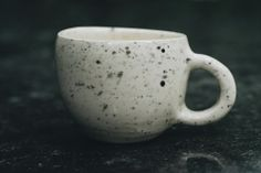 Image of spotty clay cup # 3
