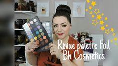 Revue palette foil by BHcosmetics