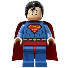 #LEGO Super Heroes: #Superman