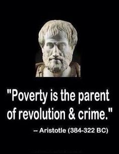 """Poverty is the parent of revolution and crime. """"The opposite of poverty is justice"""" ~~Bryan Stevenson. """"Poverty is man-made and it can be undone by human action. Quotable Quotes, Wisdom Quotes, Me Quotes, Peace Quotes, Witty Quotes, Great Quotes, Inspirational Quotes, Motivational, Philosophy Quotes"""
