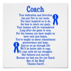 Thank You Letter to Football Coach . 25 Thank You Letter to Football Coach . Coach Thank You Card Quotes Quotesgram Baseball Quotes, Soccer Quotes, Sport Quotes, Volleyball Posters, Volleyball Quotes, Quotes For Coaches, Football Coach Quotes, Volleyball Cheers, Softball Sayings