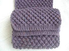 Free Pattern: Blackberry Street --- follow links through to very simple stitch directions