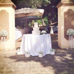 #weddingcake#Sala Borbone