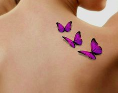 Temporary Tattoo Butterflies Fake Foot Tattoo Flying Butterfly Thin Durable Realistic – foot tattoos for women flowers Colorful Butterfly Tattoo, Butterfly Tattoo On Shoulder, Butterfly Tattoos For Women, Foot Tattoos For Women, Meaningful Tattoos For Women, Shoulder Tattoos For Women, Butterfly Tattoo Designs, Butterfly Foot Tattoo, Cute Tattoos