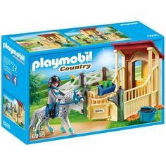 Playmobil 70060 bambina con pony