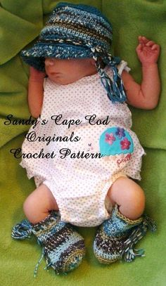 Baby Hippie Booties and Infant to Adult by SandysCapeCodOrig, $4.25