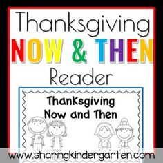 thanksgiving reader