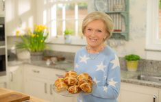 The Great British Bake Off judge reveals two of her favourite recipes to try this Easter