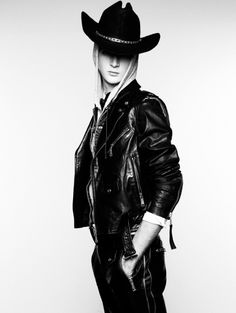 Image detail for -Contemporary Cowboy style trend 500x665 Funky Urban Cowboy Style ...
