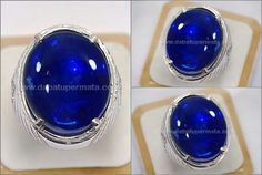 Natural Sapphire, Sapphire Gemstone, Blue Sapphire, Gemstone Rings, Gold And Silver Rings, Sri Lanka, Royal Blue, Jewelry Box, Rings For Men