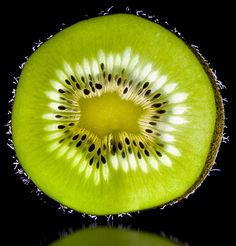 Kiwis are rich in Omega-3 fatty acids, which reduce the risk of coronary heart disease and stroke.  Source:  http://www.nutrition-and-you.com/kiwi-fruit.html