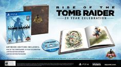 Rise of the Tomb Raider: 20 Year Celebration [PS4] | Square Enix Online Store