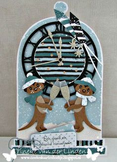 Marianne Design, Banners, Besties, Stencils, Christmas Ornaments, Holiday Decor, Paper, Animals, Home Decor