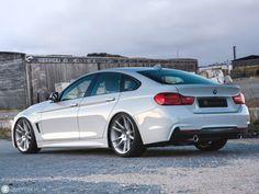Quantum44 S4 - BMW 4 Series Grand Coupe  www.quntum44.com info@quantum44.com  #quantum44 #bmw #4series