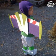 Toy Story Party, Toy Story Birthday, Birthday Diy, Buzz Lightyear Halloween Costume, Woody Costume, Holidays Halloween, Halloween Costumes For Kids, Toy Story Buzz Lightyear, Kids Dress Up