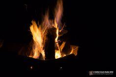 Winter Bonfire at Devil's Lake State Park Torchlight Hike/Snowshoe - www.devilslakewisconsin.com