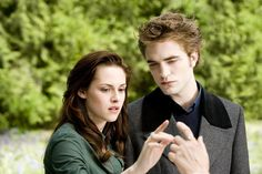 Getting older by the day...  Bella & Edward - The Twilight Saga: New Moon
